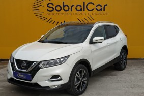 Nissan Qashqai 1.5 dCi N-Connecta 18 RS+PS